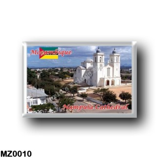 MZ0010 Africa - Mozambique - Nampula Cathedral