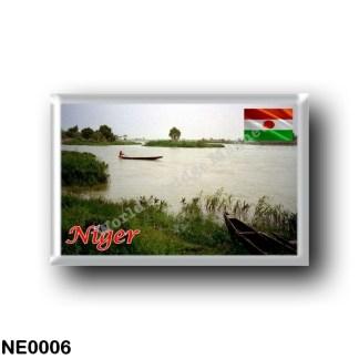NE0006 Africa - the Niger - Niger River