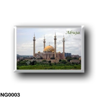 NG0003 Africa - Nigeria - Abuja