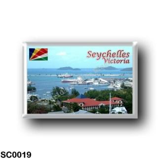 SC0019 Africa - Seychelles - Victoria - Port