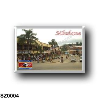 SZ0004 Africa - Swaziland - Mbabane