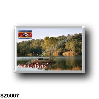 SZ0007 Africa - Swaziland - Mlilwane reserve