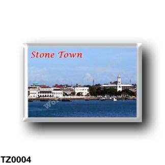 TZ0004 Africa - Tanzania - Stone Town - Panorama