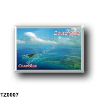 TZ0007 Africa - Tanzania - Zanzibar - Coast