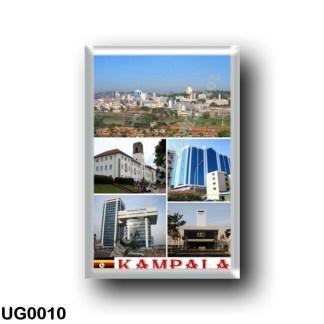 UG0010 Africa - Uganda - Kampala I Love