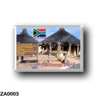 ZA0003 Africa - South Africa - Kruger National Park - North Entrance
