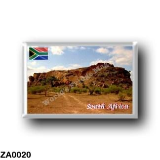 ZA0020 Africa - South Africa - Mapungubwe Hill