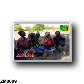 ZM0009 Africa - Zambia - Zambian Women