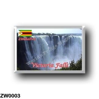 ZW0003 Africa - Zimbabwe - Victoria Falls
