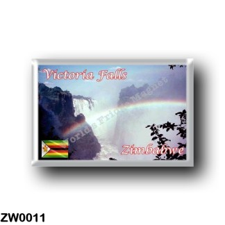ZW0011 Africa - Zimbabwe - Victoria Falls Panorama