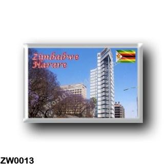 ZW0013 Africa - Zimbabwe - Harare
