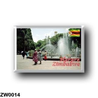 ZW0014 Africa - Zimbabwe - Harare