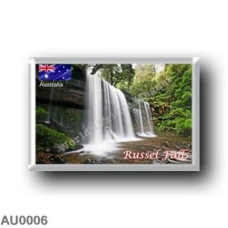 AU0006 Oceania - Australia - Russel Falls