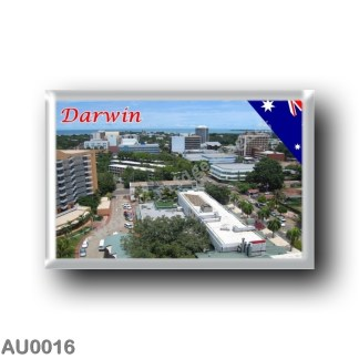 AU0016 Oceania - Australia - Darwin