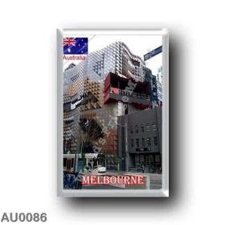 AU0086 Oceania - Australia - Melbourne - City