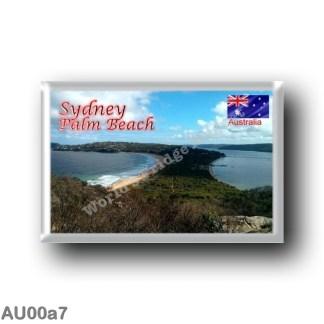 AU00a7 Oceania - Australia - Sydney - Palm Beach