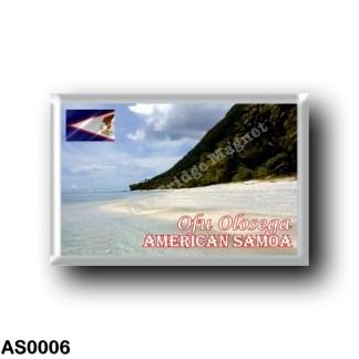 AS0006 Oceania - American Samoa - Ofu Olosega