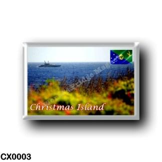 CX0003 Oceania - Christmas Island - Panorama