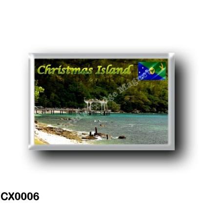 CX0006 Oceania - Christmas Island - Panorama