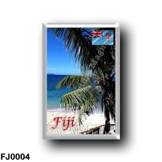FJ0004 Oceania - Fiji - Matamanoa - Beach