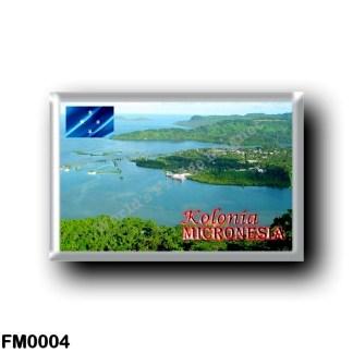 FM0004 Oceania - Federated States of Micronesia - Kolonia