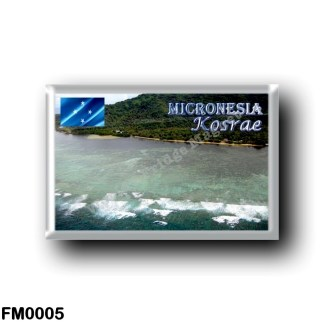FM0005 Oceania - Federated States of Micronesia - Kosrae