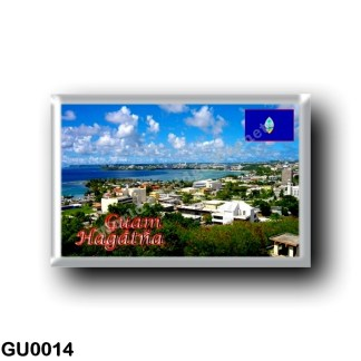 GU0014 Oceania - Guam - Hagåtña