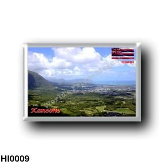 HI0009 Oceania - Hawaii - Kaneohe