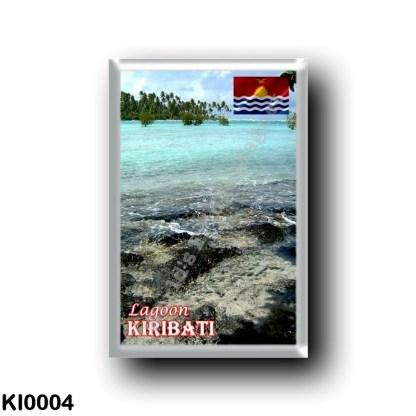 KI0004 Oceania - Kiribati - Lagoon