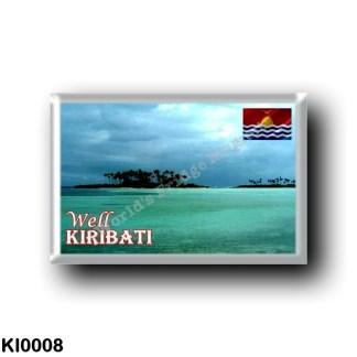 KI0008 Oceania - Kiribati - Well its an Atoll