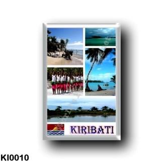KI0010 Oceania - Kiribati - Mosaic