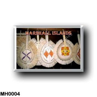 MH0004 Oceania - Marshall Islands - Marshallese Rito Fans