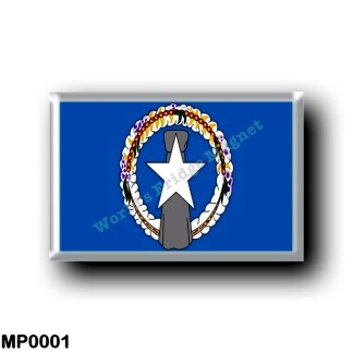 MP0001 Oceania - Northern Mariana Islands - Flag