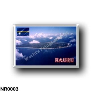 NR0003 Oceania - Nauru - Aerial View