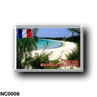 NC0008 Oceania - New Caledonia - Ouvea