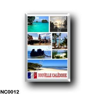 NC0012 Oceania - New Caledonia - Mosaic