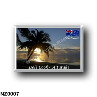 NZ0007 Oceania - New Zealand - Isole Cook - Aitutaki