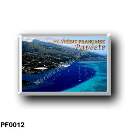 PF0012 Oceania - French Polynesia - Papeete - Marina Taina