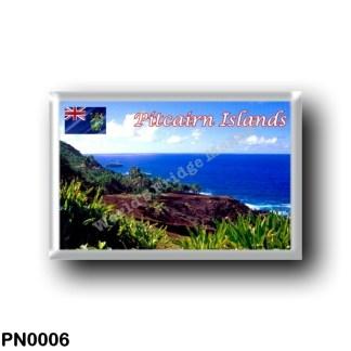 PN0006 Oceania - Pitcairn Islands - St. Paul's Point