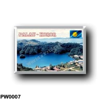 PW0007 Oceania - Palau - Koror - Boatyard