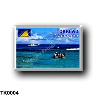 TK0004 Oceania - Tokelau - Nukunonu