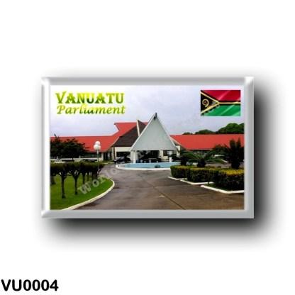 VU0004 Oceania - Vanuatu - Parliament
