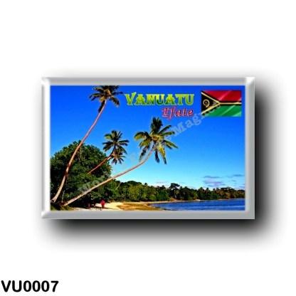 VU0007 Oceania - Vanuatu - Efate - Erakor Beach