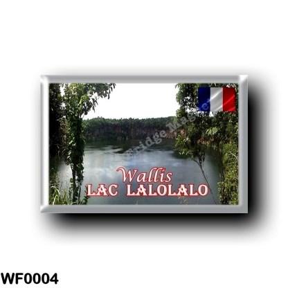 WF0004 Oceania - Wallis and Futuna - Wallis - Lac Lalolalo