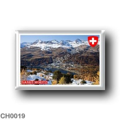 CH0019 Europe - Switzerland - Saint Moritz