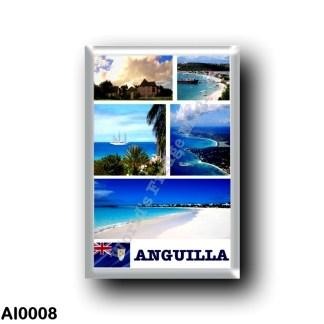 AI0008 America - Anguilla - Mosaic