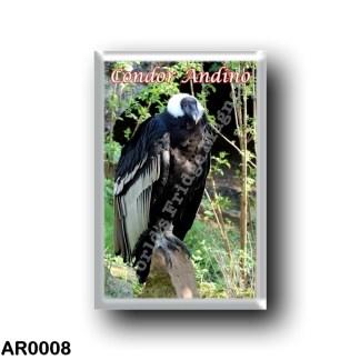 AR0008 America - Argentina - Condor Andino