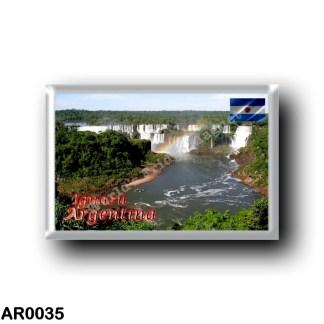 AR0035 America - Argentina - Parque Nacional Iguazú - Cataratas