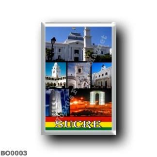 BO0003 America - Bolivia - Sucre Mosaic