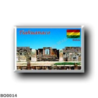 BO0014 America - Bolivia - Tiahuanaco
